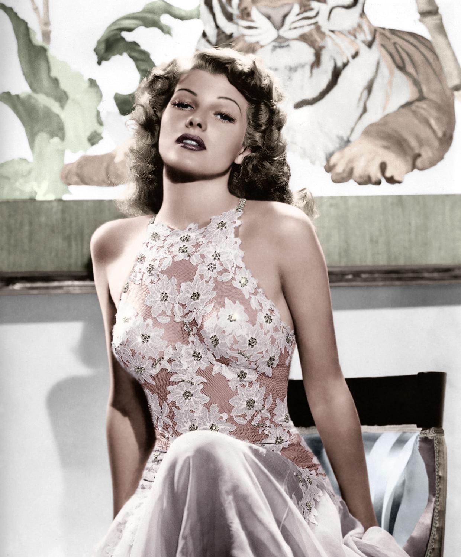 5x5 Clothing Rita Hayworth Spanish Margarita