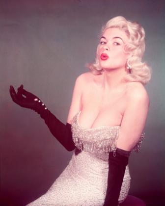 Perfect for Jayne Mansfield ...